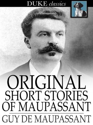 cover image of Original Short Stories of Maupassant